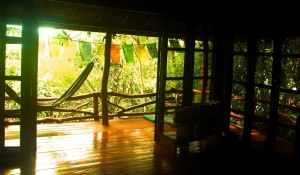 yogini main deck and bed room