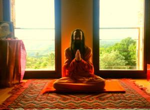 Om Baba. Open satsang Thailand, advaita vedanta