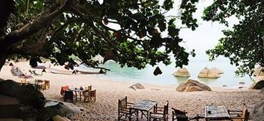 Thailand spa resort