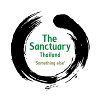 Thailand yoga detox wellness – The Sanctuary Thailand Logo