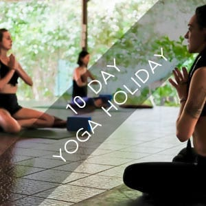 10 day yoga holiday package
