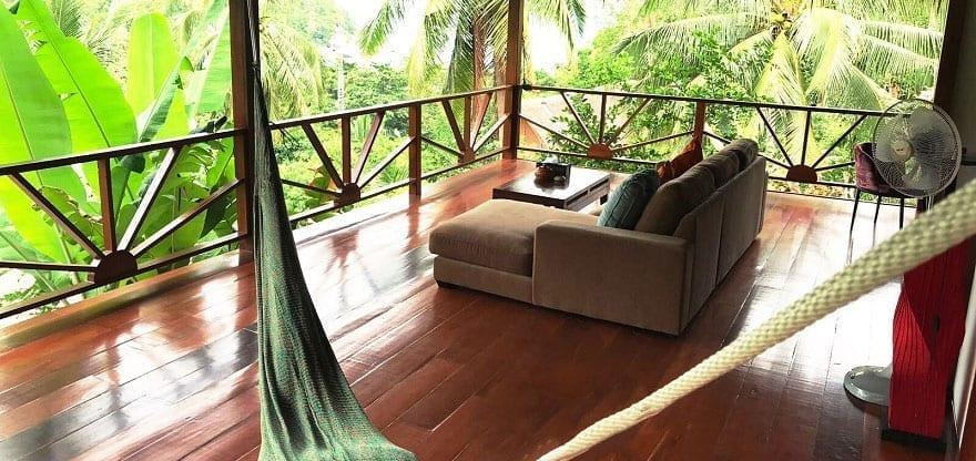 Resort villa 1