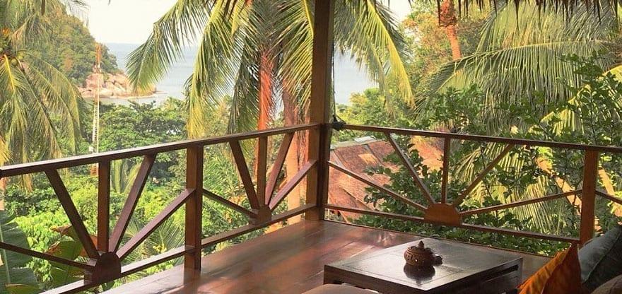 Resort villa 4