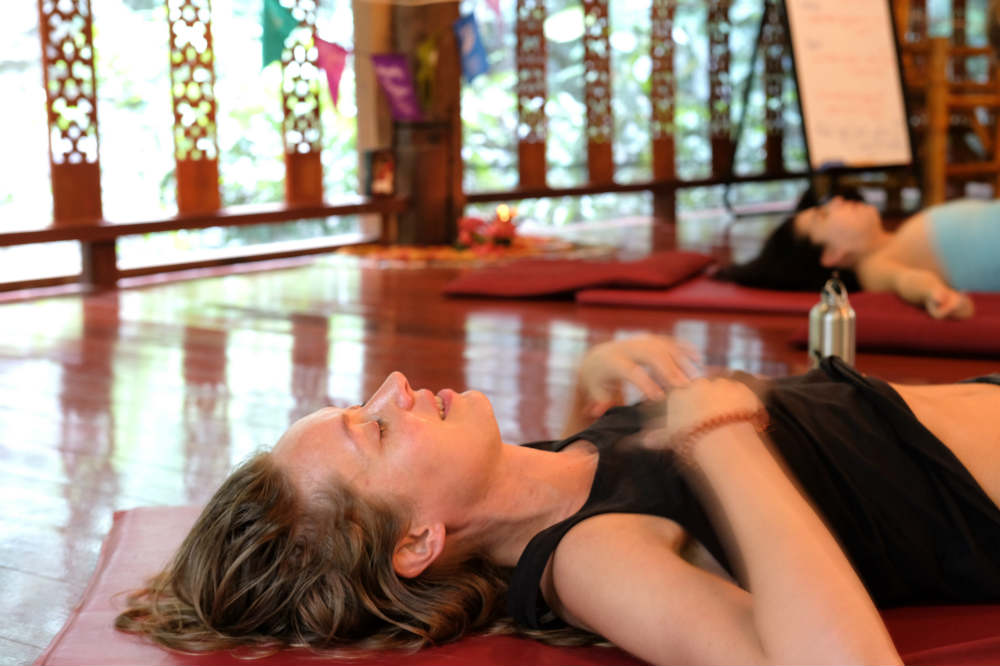 Breath Medicine teacher training