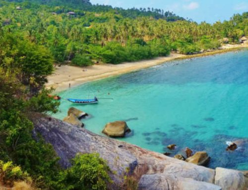 Top 10 beaches on Koh Phangan – Thailand