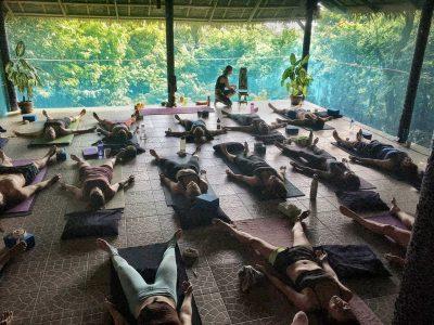 El santuario de Tailandia