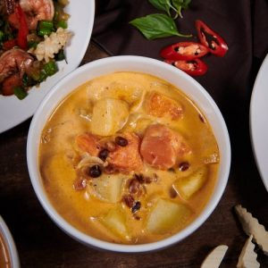 mussaman recipe